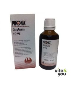 Phonix Silymbum spag 50 ml