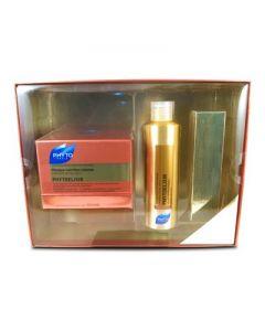 Phyto Phytoelixir Intense Nutrition Mask 200 ml & Shampoo 200 ml & Creme Lavante 30 ml