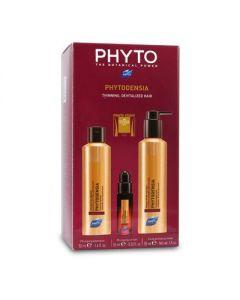 Phyto Phytodensia Plumping shampoo 50 ml & Plumping Serum 10 ml & Phytodensia Fluid Plumping mask 50 ml
