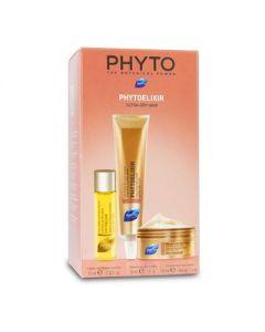 Phyto Phytoelixir Subtle Oil 10 ml & Creme Lavante 30 ml & Intense Nutrition Mask 50 ml