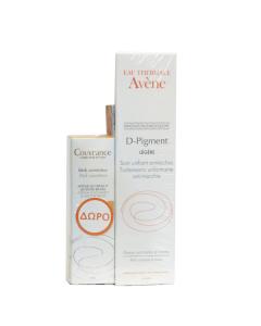 Avene D-Pigment Legere cream 30 ml & Δώρο Couvrance Stick Correcteur Coral SPF30 3.5 gr