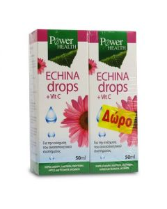 Power Health Echina drops 50 ml 1+1 Δώρο