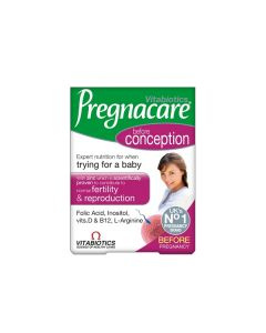 Vitabiotics Pregnacare Conception 30 tabs