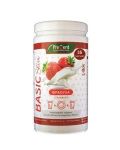 Prevent Basic Slim Φράουλα 581 gr