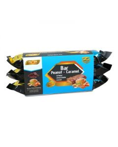 Z-Konzept Crunch Protein Bar 33% Peanut Caramel 3 x 50 gr