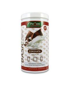 Prevent Basic Slim Σοκολάτα 465 gr
