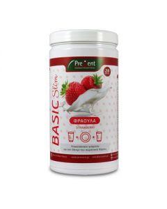 Prevent Basic Slim Φράουλα 465 gr