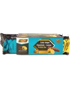 Z-Konzept Low Sugar Protein Bar Chocolate Lemon 3 x 50 gr
