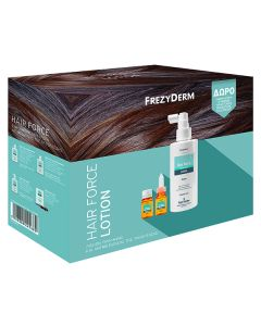 Frezyderm Hair Force Lotion Extra 100 ml & Monodose Day/Night 6 x10 ml