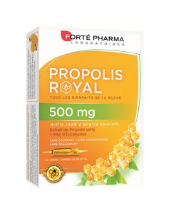 Forte Pharma Propolis 500 20 ampoules x 10 ml
