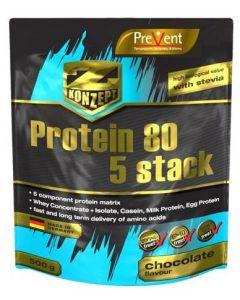 Z-Konzept Protein 80-5 Stack Vanilla Flavour 500 gr