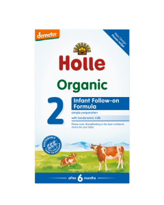 Holle 2 Βιολογικό Βρεφικό γάλα 600 gr