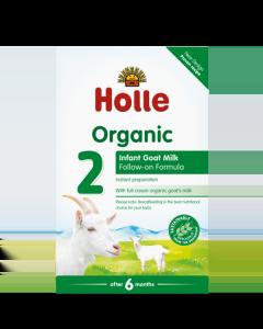 Holle 2 Κατσικίσιο γάλα 400 gr