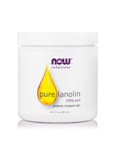 Now Solutions Lanolin Pure 207 ml