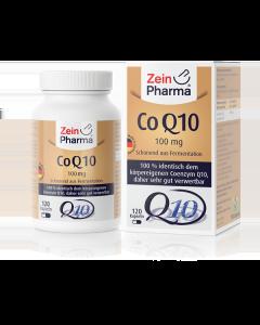 ZeinPharma Coenzym Q10 100 mg 120 veg caps