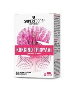 Superfoods Red Clover 30 caps