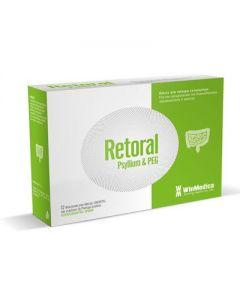 WinMedica Retoral Psullium & PEG 12 sachets x 6 gr