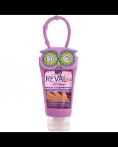 Intermed Reval Plus Antiseptic Hand Gel Lollipop 30 ml & Θήκη Κουκουβάγια