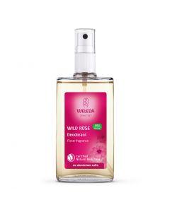 Weleda Wild Rose Deodorant 100 ml