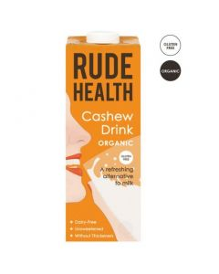 Rude Health Cashew Drink Organic 1 lt