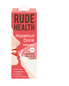 Rude Health Hazelnut Drink Organic 1 lt