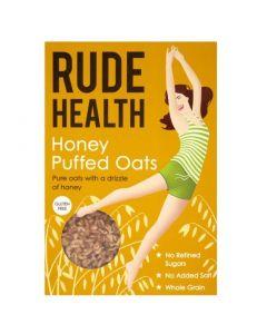 Rude Health Honey Puffed Oats 240 gr