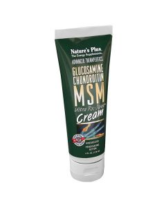 Nature's Plus Glucosamine/Chondroitin/MSM Ultra Rx-Joint Cream 118 ml