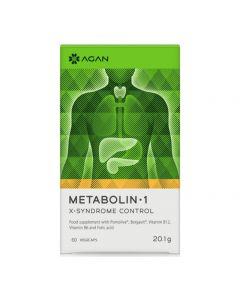 Agan Metabolin-1 X-Syndrome Control 60 veg caps