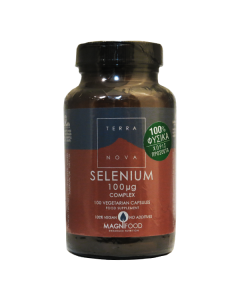 Terra Nova Selenium 100 mcg Complex 100 veg caps