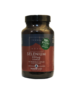 Terra Nova Selenium 200 mcg Complex 100 veg caps