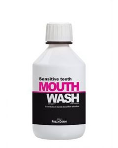 Frezyderm Oral Science Sensitive teeth Mouthwash 250 ml