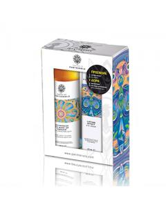 Garden of Panthenols Lifting Effect Eye Cream 30 ml & Waterproof Eye Make Up Remover 150 ml