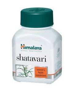 Himalaya Shatavari (Asparagus) 60 caps