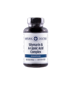 Natural Doctor Silymarin & A-Lipoic Acid Complex (Clear Liver) 90 vcaps