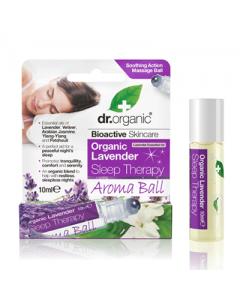 Dr. Organic Aromatherapy Organic Lavender Sleep Therapy Aroma Ball 10 ml