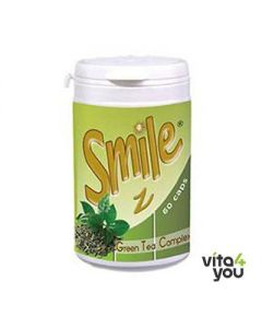 Smile Z Green Tea Extract 60 caps