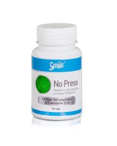 Smile No Press fish peptides & Q10 60 caps