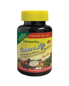 Nature's Plus Source of Life 90 Mini tabs