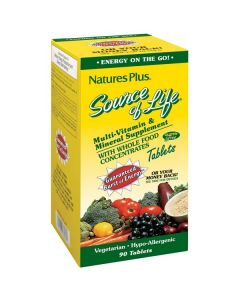 Nature's Plus Source of Life 90 tabs