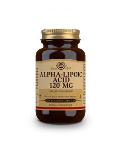 Solgar Alfa Lipoic Acid 120 mg 60 veg.caps