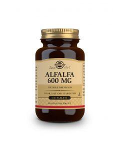 Solgar Alfalfa 600 mg vegan 100 tabs