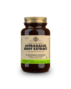 Solgar Astragalus Root Extract 60 veg. caps