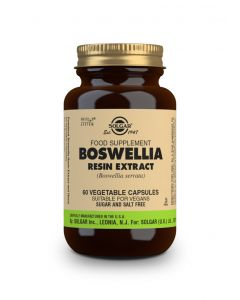 Solgar Boswellia Resin Extract 60 veg. caps