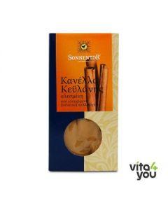 Sonnentor Ceylon Cinnamon 40 gr