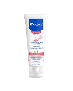 Mustela Soothing Moisturizing Face Cream 40 ml