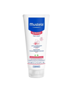 Mustela Soothing Moisturizing Body Lotion 200 ml