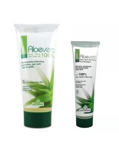 Specchiasol Aloe Vera gel organic 200 & 100 ml