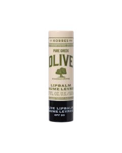 Korres Pure Greek Olive Lipbalm SPF20 5 ml