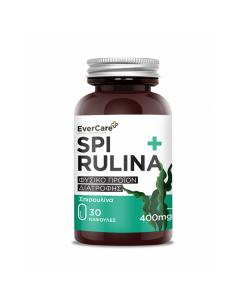 Evercare Spirulina 400 mg 30 caps