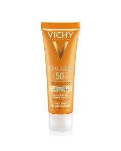Vichy Ideal Soleil Anti-Dark Spots Tinted face cream SPF50+ 50 ml